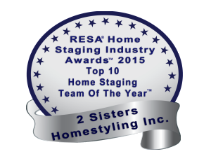 2-Sisters-Homestyling-Inc.-Top-10--Home-Staging--Team-Of-The-Year