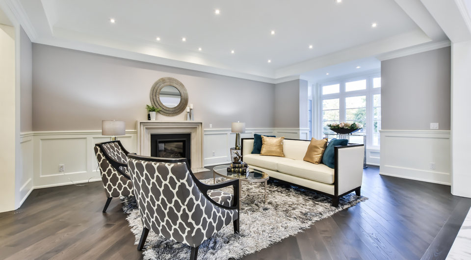 Vacant Staging For This Luxury Home Create The Look And Lifestyle For  Potential Buyers With Distinguish Taste.